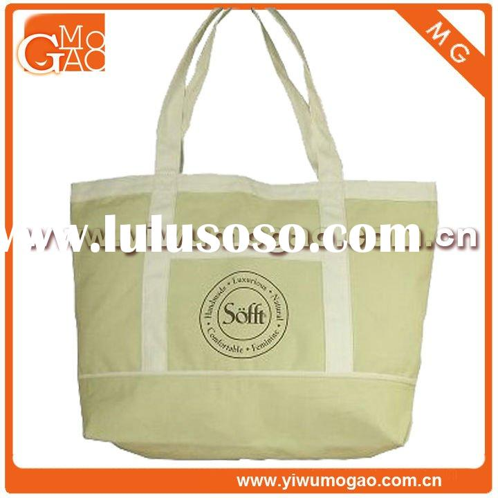 Plain Canvas Tote bags,Promotional Bags In 3 Color