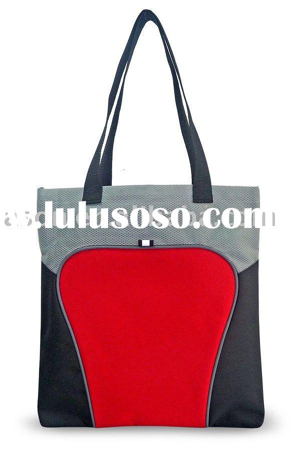 Polyester cheap tote bags