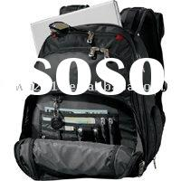 Promotional Computer Bags,Backpack - Wenger Deluxe Compu-pack