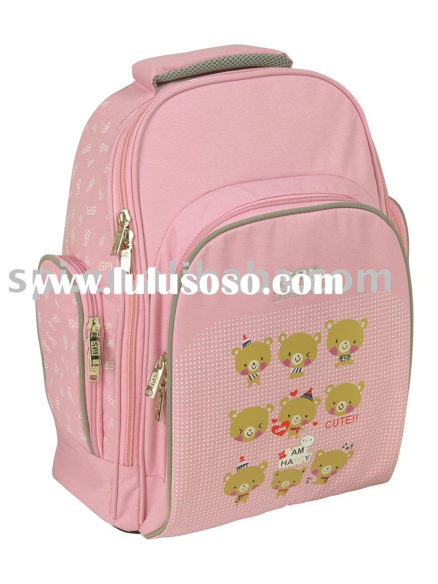 SPI kids school bag
