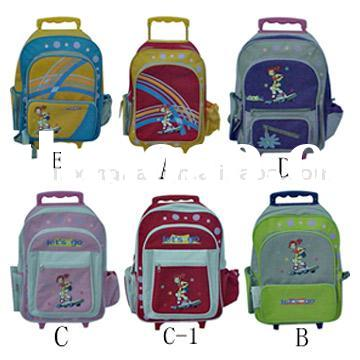 School Bags With Wheels,trolley bag,school bag,wheeled bags