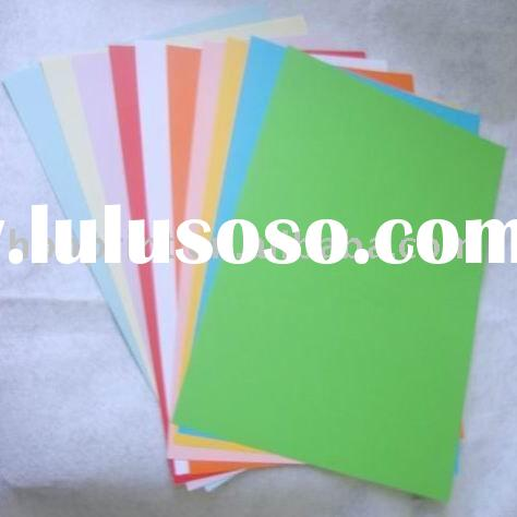 Scrapbooking  colorful Paper