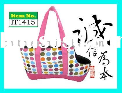 Small Dog/Cat Pet Travel Carrier Tote Bag/Purse