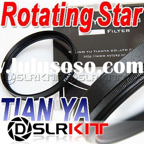 TIANYA 49mm Rotating Star Filter six 6 Point 6PT