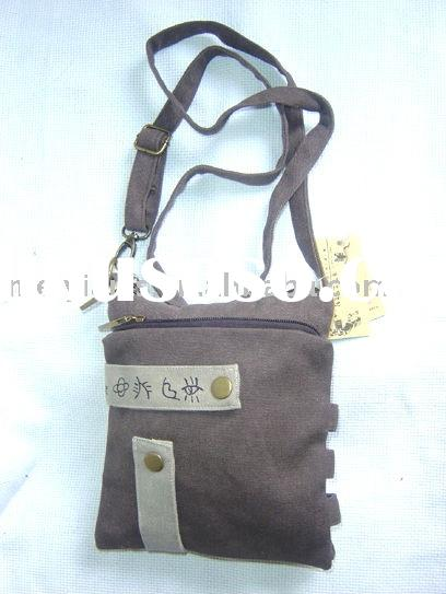 custom canvas messenger bag 76 coffee