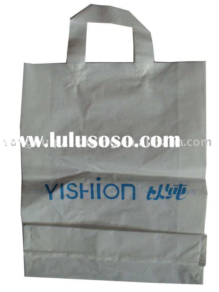 die cut bag/plastic die cut bag/PP bag