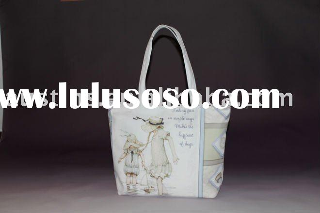 fashion style cotton tote bag