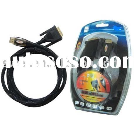 for video game PS3 HDMI to DVI cable