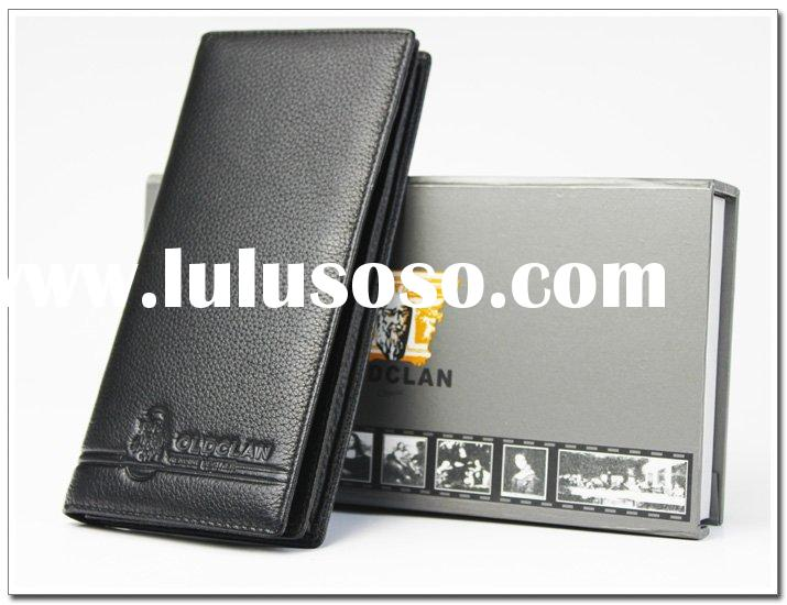 men leather billfold