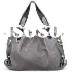 new style cheap quality designer ladies grey tote bag