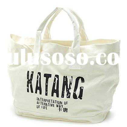 small order wholesale 10409200 fashion handbag, canvas bag, shopping bag