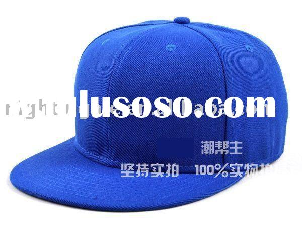 wholesale blank plain cheap baseball hats caps-7 colors