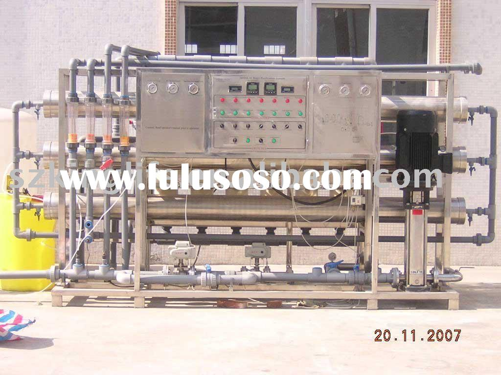 10000L per Hour RO and UF 2-in-1 Water Treatment System for Pure Water and Mineral Water Bottling In