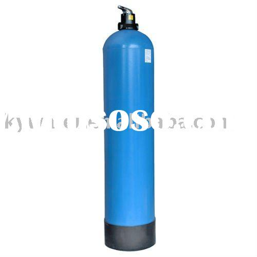 1000L/H manual softener for drinking water treatment