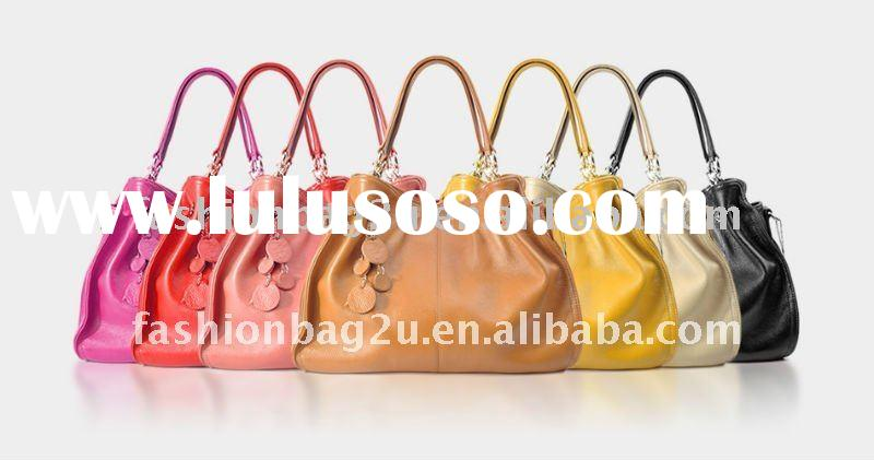 2011 cheap fashion genuine leather handbags shoulder