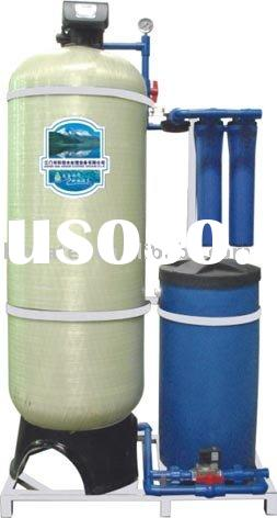 3000L/H softening water system for water treatment