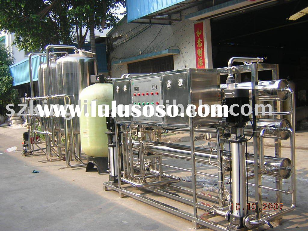 3000L RO Water Treatment Machine,Water purify system