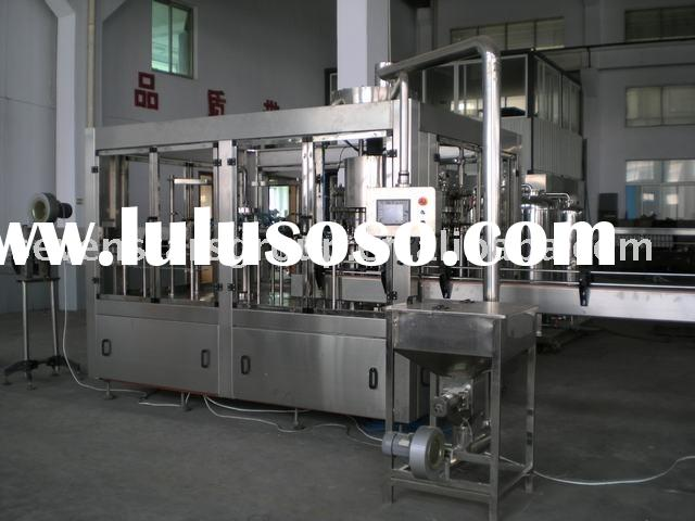 3-in-1 Mineral Water Filling Machine