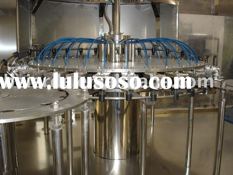 3 in 1 water filling machine