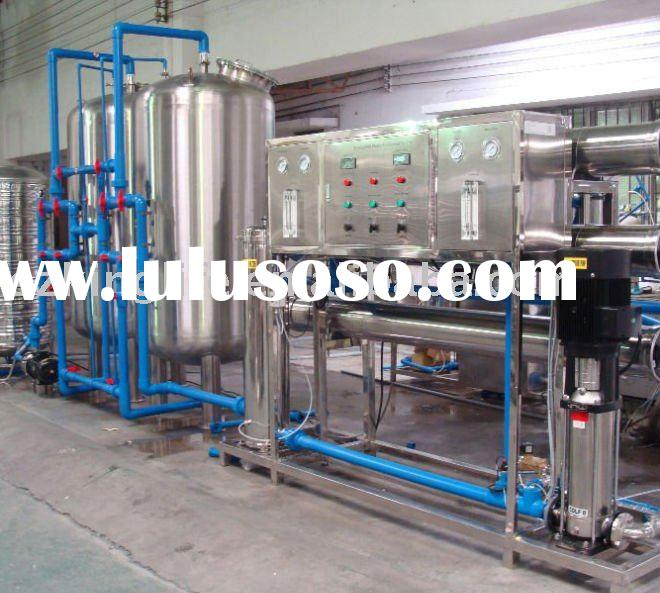 Automatic RO Water Treatment System