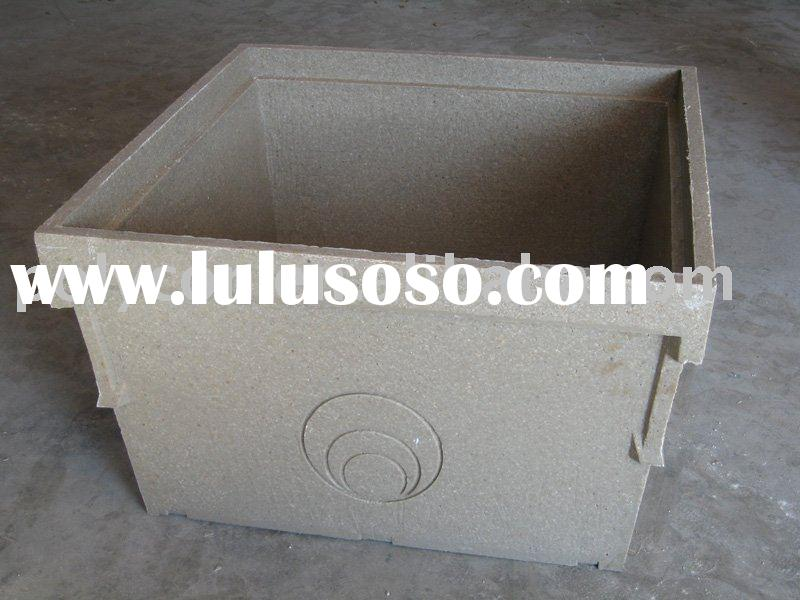CE certificated Polymer Concrete water meter boxes