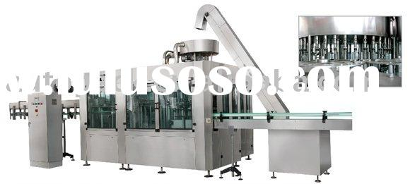 CGF Mineral water 3-in-1 filling machine
