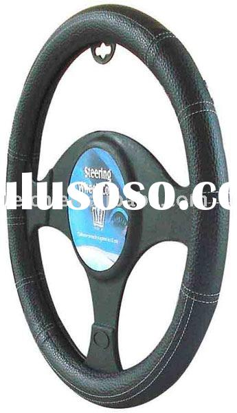 Coach Steering Wheel Cover
