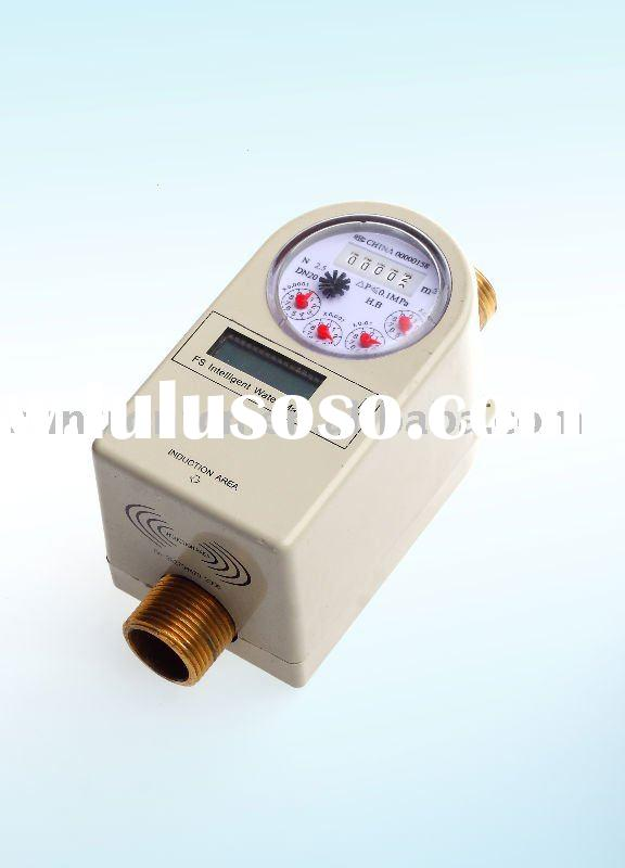 Contactless IC Card Cold Water Meter (DN20)