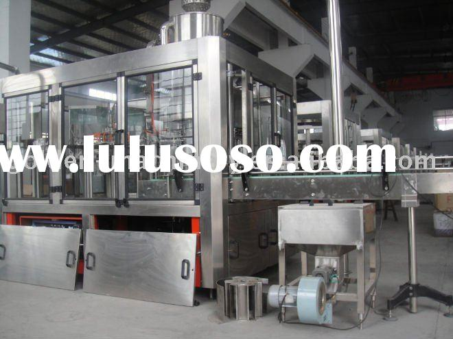 DCGF24-24-8 Monoblock Mineral Water Bottling plant