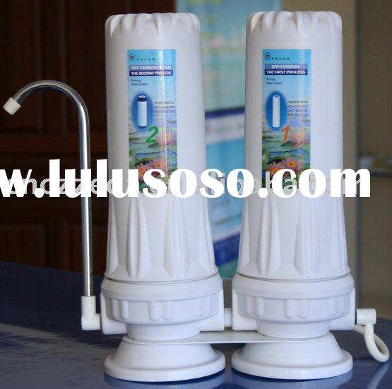 Dual-channel Water Filter