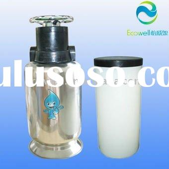 Easy operation and maintaince! home water softener water purifier