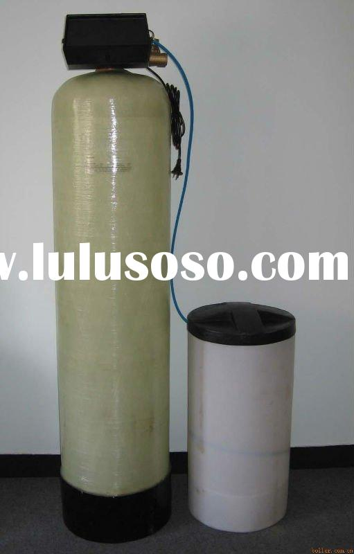 Full automatic water softener/water softening system
