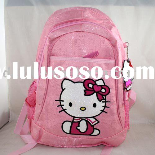 Hello Kitty school bag D501 on sale wholesale & drop shipping