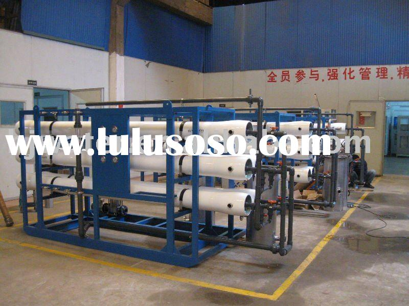 Indurstrical water treatment appliances- Reverse Osmosis System