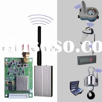 Industrial wireless RF transceiver module, data transceiver