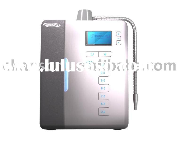 Ion water -------chanson alkaline machine