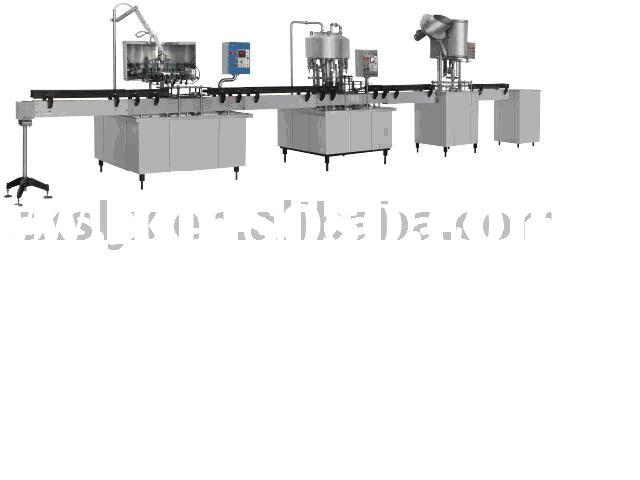 Mineral water,pure water and juice production line