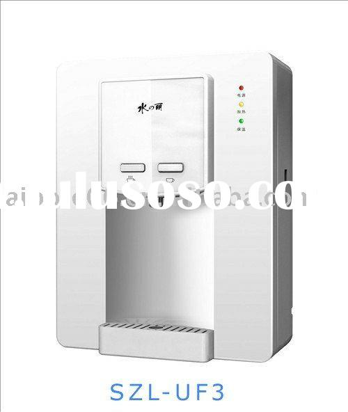 New Design wall mounted / pipeline type (plumbed-in) water dispenser