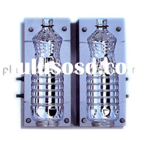 Plastic blowing mineral water bottle mould