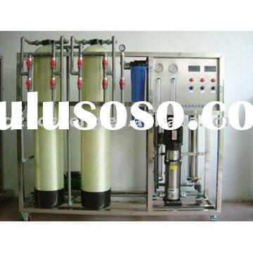 RO water filter softener