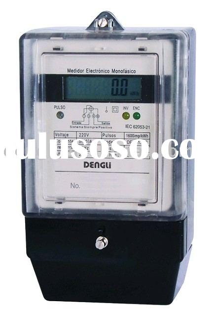 Single Phase Sts Prepayment Energy Meter For Sale Price