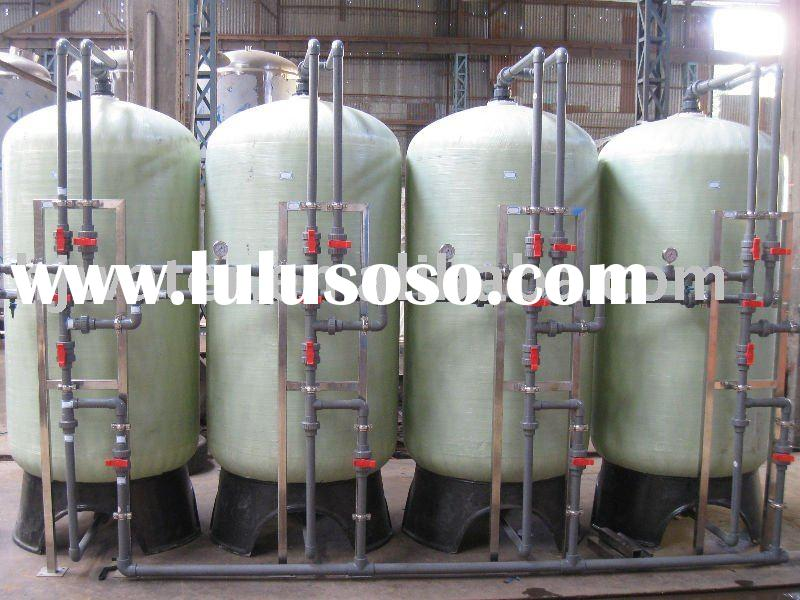 Softener(hard water treatment plant)