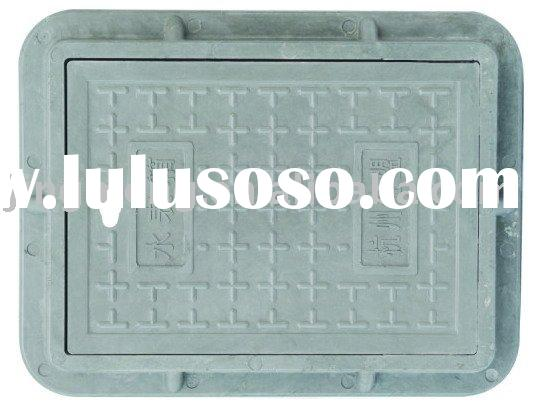 Square Water Meter Metal Box
