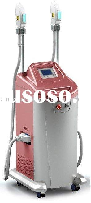 Vertical IPL machine