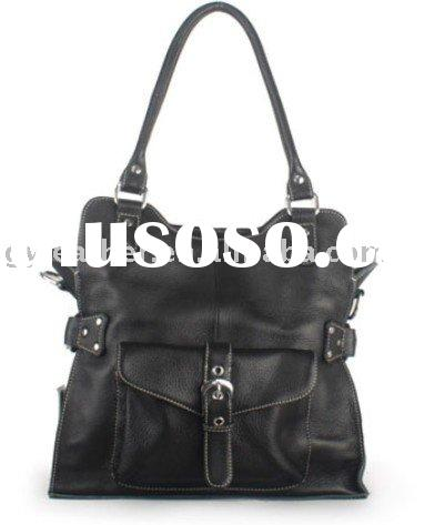 Wholesale price real leather designer bags lady women handbags