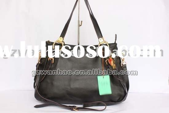 Women Large bag  Genuine Leather handbag(in stock)