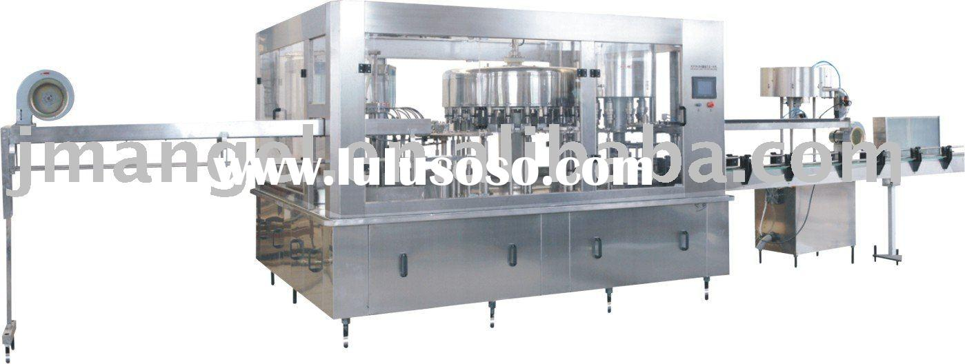 bottled water filling machine/mineral water process line,