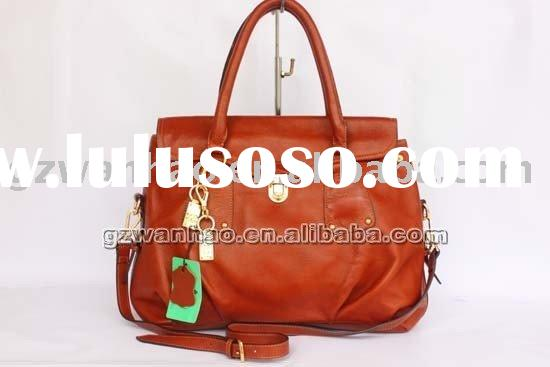 brand handbag Genuine Leather(in stock