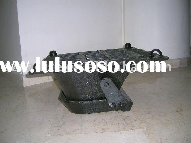 ductile iron water box