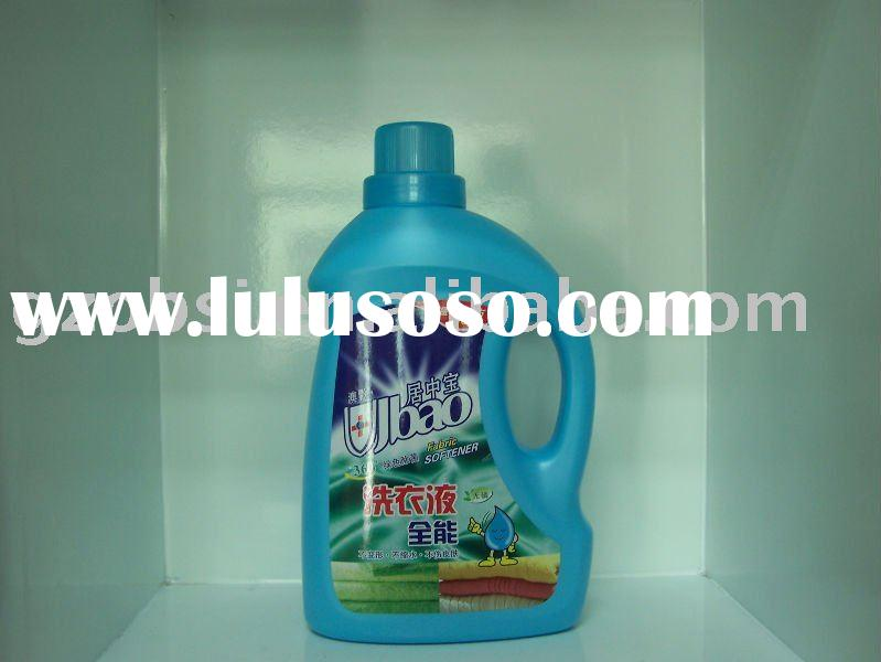fabric softener /laundry detergent